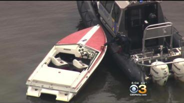 Crews Return To Delaware River To Search For Missing Boater