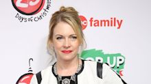 A 'really emotional' Melissa Joan Hart shares her health scare after getting a mammogram