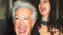 Mãe de Claudia Raia morre aos 95 anos e atriz lamenta