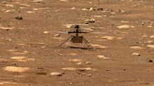 NASA delays Mars helicopter flight to at least April 14th