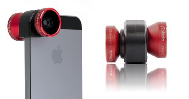 Olloclip four-in-one iPhone lens improves on its Kickstarted roots with better optics