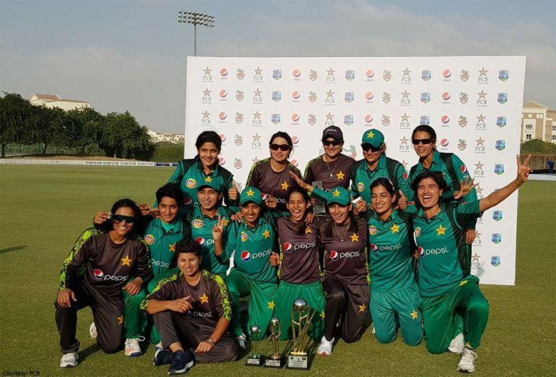 Pakistan Women vs West Indies Women 2019: A look at the significant stats from the ODI series