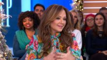 Leah Remini can't stop gushing about bestie and 'Second Act' co-star Jennifer Lopez