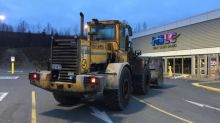 Charges laid after front-end loader tears into home, then stops at liquor store