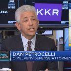 AT&T counsel Dan Petrocelli, an ex-Trump attorney, calls DOJ's suit on Time Warner deal 'fake antitrust'