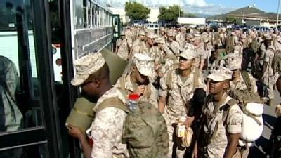 More Marines Deployed To Afghanistan