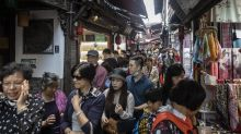 Travellers return to the sky as China's Covid-19 outbreak comes under control, boosting 'golden week' flights by 13 per cent