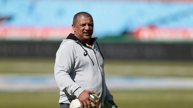 S. Africa's Springboks begin journey of discovery against Pumas