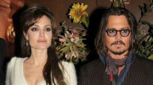 Angelina Jolie is being supported by Johnny Depp following Brad Pitt split