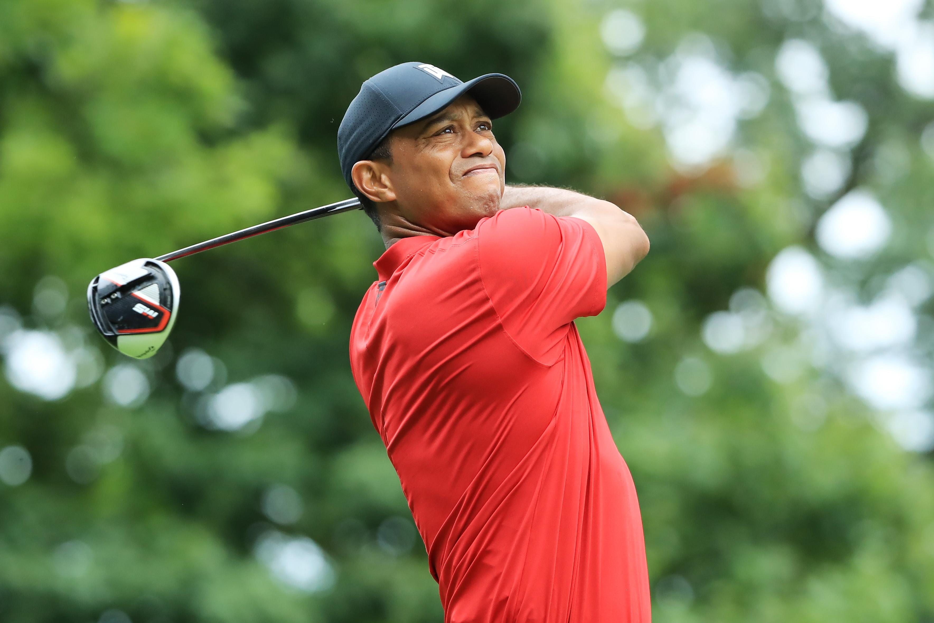 Tiger Woods to release memoir about storied golf career