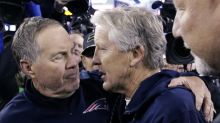 Patriots bring out aggression in Pete Carroll and Seahawks in one of NFL's great chess matches