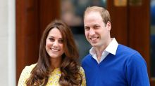A Very Royal Baby Album: Princess Charlotte's First Year In Pictures