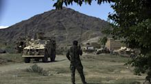 Two US soldiers killed in Afghanistan may have been hit with friendly fire, says Pentagon