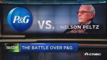 The battle over P&G