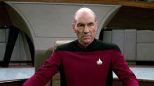 Patrick Stewart starts work on new Star Trek show