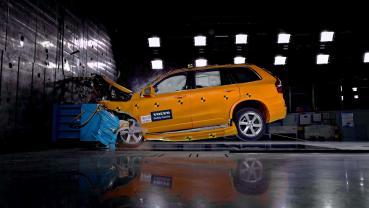 瑞典坦克無誤,Volvo 共 6 款 21 年式車型獲得 NHTSA 安全滿分肯定