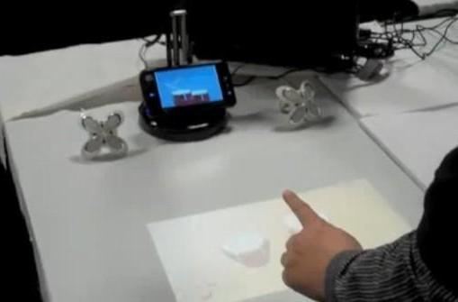 Microsoft Research working on portable Surface