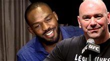 Dana White insists Jon Jones hasn't notified UFC of move to heavyweight