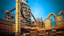 Steel Stocks Fall Even as Trump's Tariffs 'Rebuilt' the Industry