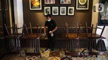 Pengunjung Restoran dan Kafe di Jakarta Harus Bawa Kartu Vaksinasi yang Dicetak?