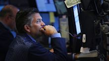 Stocks are selling off today on the huge Retail Sales miss: NYSE trader