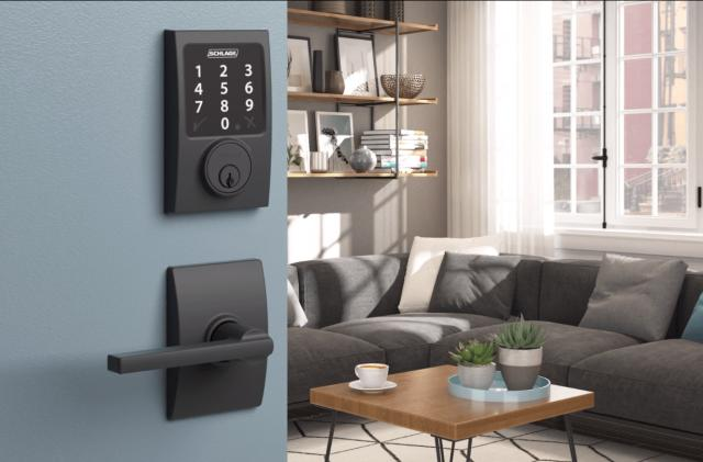 Schlage's new smart lock lets Amazon into your house