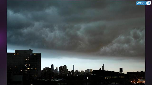 Storm-hit Chicago Struggles With Flooding, Power Outages