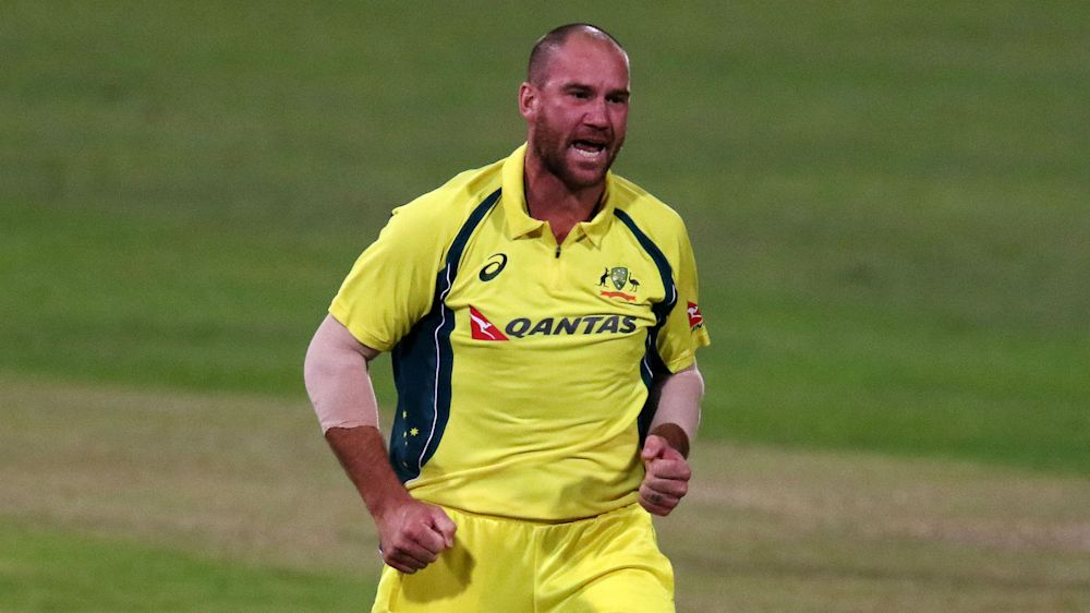Australia seamer Hastings to focus solely on T20