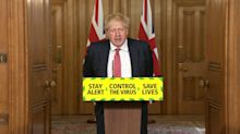 The essential word missing from Boris Johnson's lockdown speech