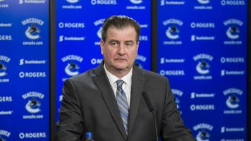 Why are the lousy Canucks happy with their GM?