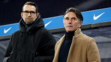 Hertha Berlin sack both coach Labbadia and general manager Preetz