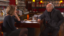 Larry David talks  about love, his least favorite body part, and being on Broadway