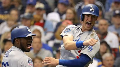 Dodgers punch their ticket to the World Series