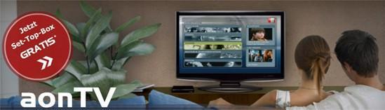 Austria's aonTV launches HD programming, Timeshift TV