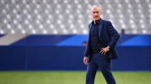 """""""Je préfère avoir des difficultés là"""", plutôt qu'à l'Euro rassure Didier Deschamps"""