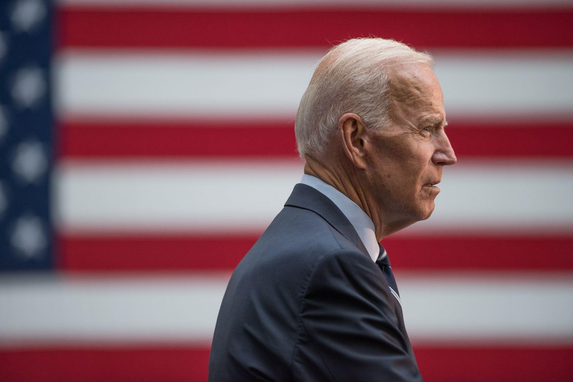 Joe Biden on if Trump is a white supremacist: 'I'm Joe Biden'