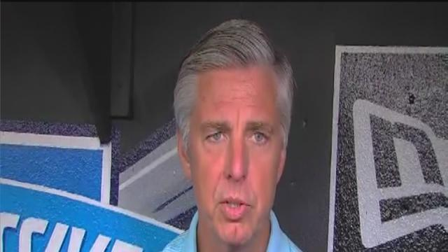 Dave Dombrowski comments on Jhonny Peralta's suspension