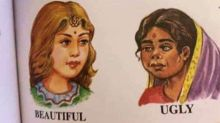 This picture shows precisely what's wrong with South Asian beauty standards