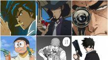 【日本投選】邊個開槍最有型?大雄竟然上榜!
