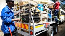 Crisis drives the S.Africa to Zimbabwe cargo shuttle