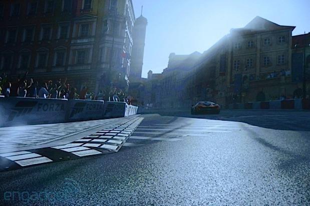 Forza Motorsport 5 coming to Xbox One at launch (update: video)