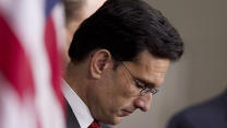 Chris Moody Interviews House Majority Leader Eric Cantor