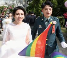 Taiwan celebrates equality, coronavirus success in Asia's largest Pride march