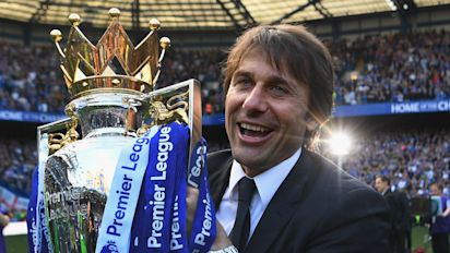 Antonio Conte scoops LMA award