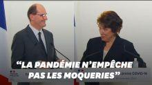 Covid-19: Jean Castex et Roselyne Bachelot se sont asticotés pendant la conférence