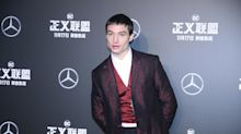 Ezra Miller wears Rihanna's Fenty Beauty lip gloss, sends fans wild