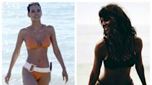 She can't be 50!Halle Berry's age-defying bikini body