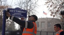 Turkey renames US Embassy street after Syria offensive