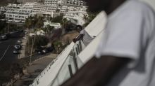 Canary Islands hotel offers shelter to migrants in need