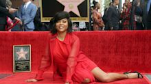 Taraji P. Henson Gets Emotional About Hollywood Walk Of Fame Star: 'Is This Real?'